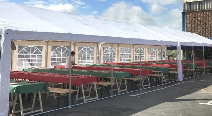 location de tente de réception location barnum ile de France barnum event - barnum party - barnum night