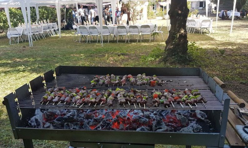 location barbecue st piat chef grilladin